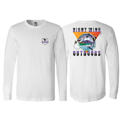 Right Wing Outdoors Fresh Water Long Sleeve Shirt