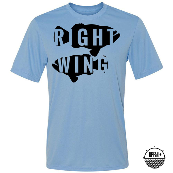 Right Wing Grouper Sun Tee