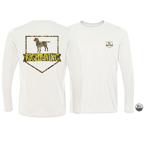 Right Wing Outdoors Long Sleeve Sun Shirt
