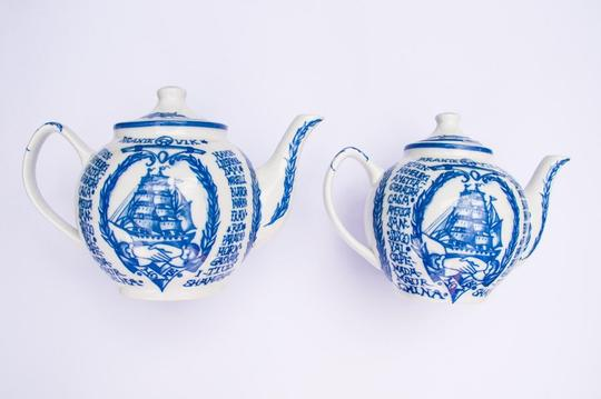 By Mutti Teapot - Small , Ceramics, By Mutti, Working Title