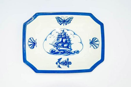 By Mutti Wave Platter , Platter, By Mutti, Working Title