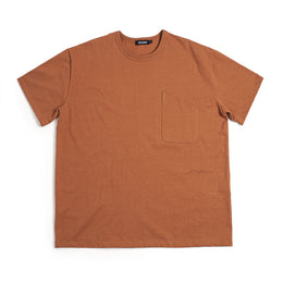 Dublinware Essential Work T-shirt - Brick