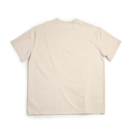 Dublinware Oversized Essential Work T-shirt - Ivory