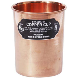 Puebco Copper Tumbler Straight Cups 103266