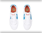 Warrior Shanghai White / Blue Classic Trainer , Trainers, Warrior Shanghai, Working Title