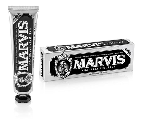 Marvis Amarelli Licorice Toothpaste , Toothpaste, Marvis, Working Title