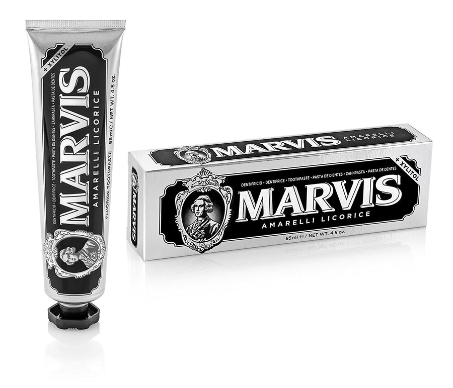 Marvis Amarelli Licorice Toothpaste , Toothpaste, Marvis, Working Title Clothing