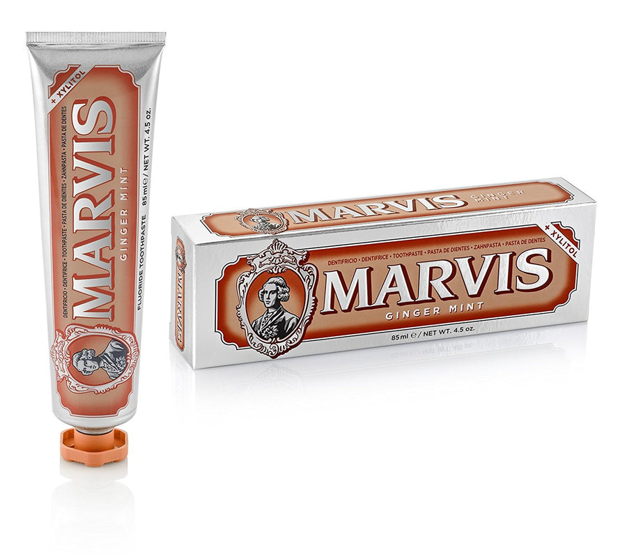 Marvis Ginger Mint Toothpaste , Toothpaste, Marvis, Working Title Clothing