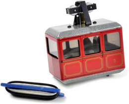 Kovap Red Tin Cable Car , Toys, Kovap, Working Title