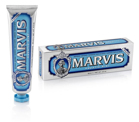 Marvis Aquatic Mint Toothpaste , Toothpaste, Marvis, Working Title