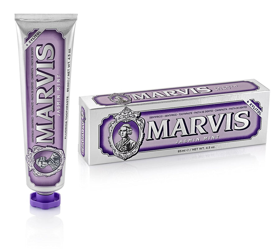 Marvis Jasmine Mint Toothpaste 85ml , Toothpaste, Marvis, Working Title Clothing