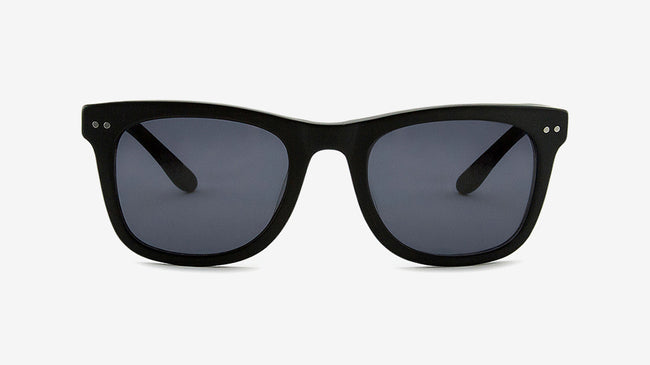 Pala Neo Matt Black Sunglasses , Sunglasses, Pala, Working Title Clothing