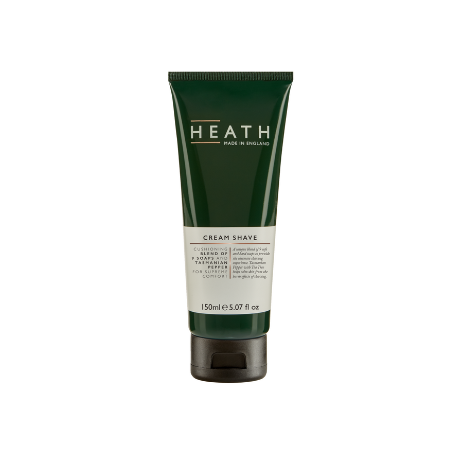 Heath London Cream Shave , Shaving Cream, Heath London, Working Title