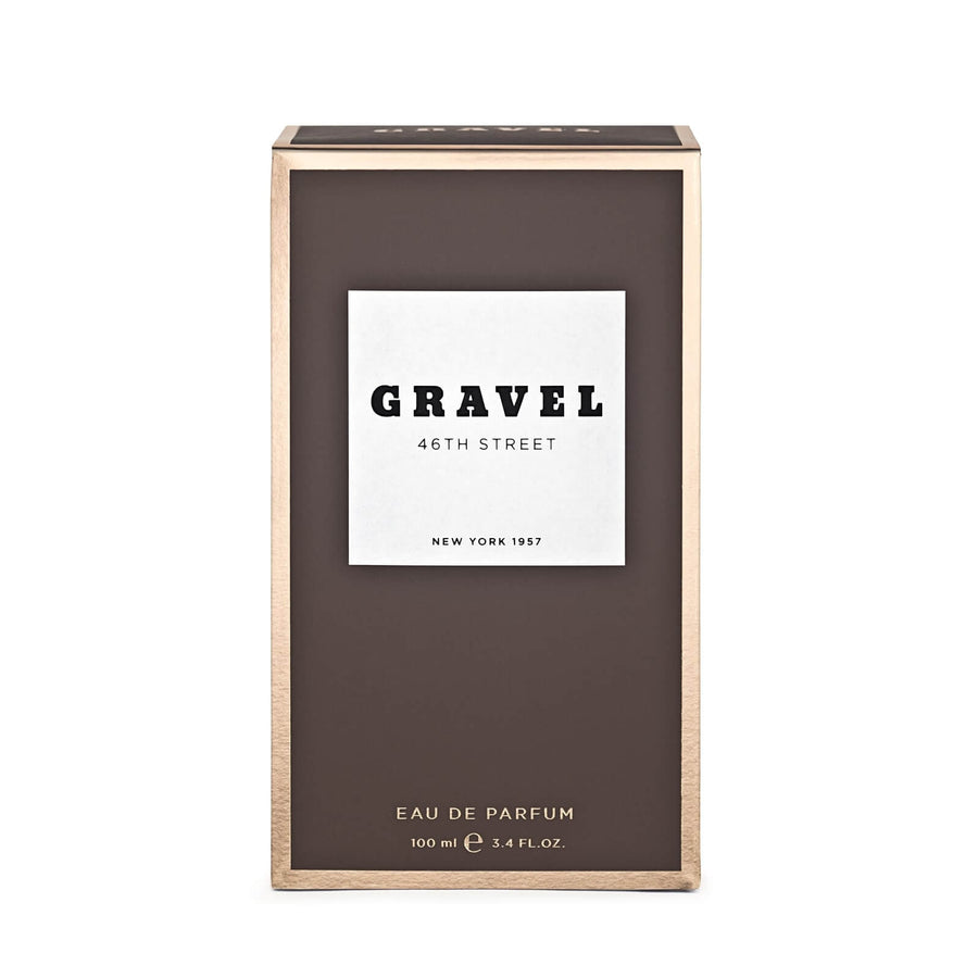 Gravel 46th Street New York 1957 , Fragrance, Gravel Cologne, Working Title