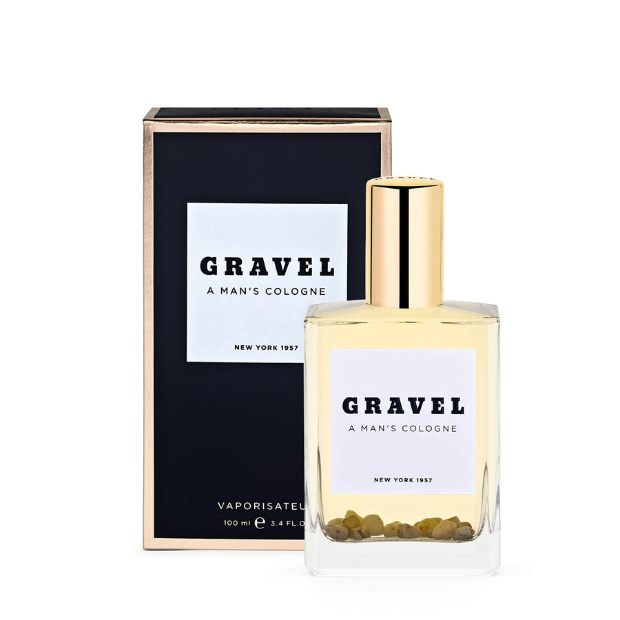 Gravel A Mans Cologne New York 1957 , Fragrance, Gravel Cologne, Working Title