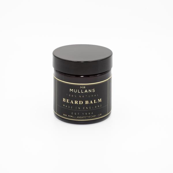 Mr Mullans Beard Balm , Beard Care, Mr Mullan's, Working Title