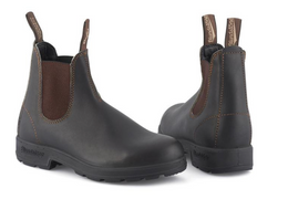 Blundstone 500 Stout Brown Leather (500 series) +NOT FOR SALE ON TROUVA+