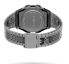 Timex T80 34mm Stainless Steel Bracelet Watch - Silver Tone