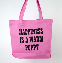 Magpie Line Snoopy & Peanuts Tote Bag - Puppy