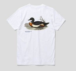 Edmmond Studios Real Duck T-Shirt - White