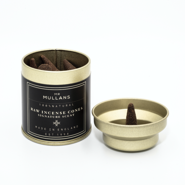 Mr Mullans Incense Cones - Signature Scent , Incense, Mr Mullan's, Working Title Clothing