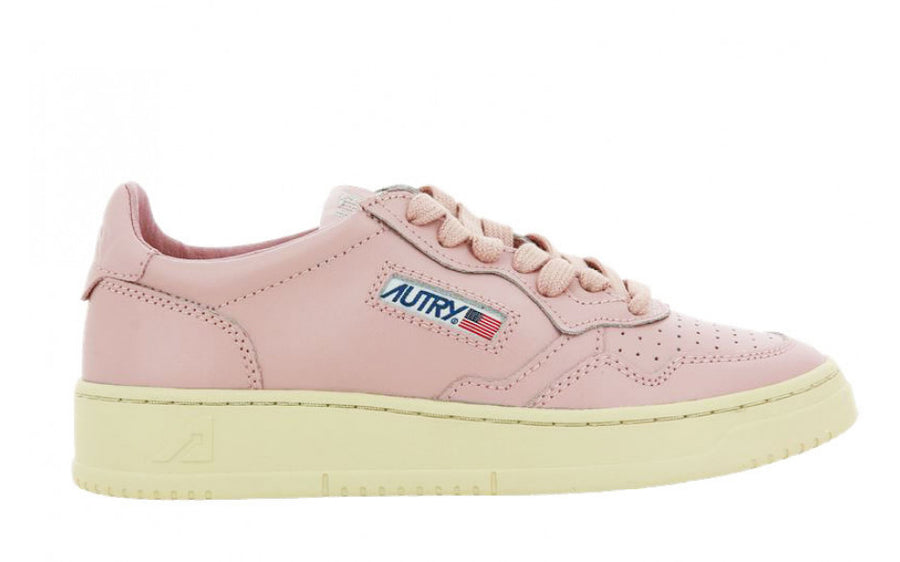 Autry Action Shoes All Leather ALUM PINK