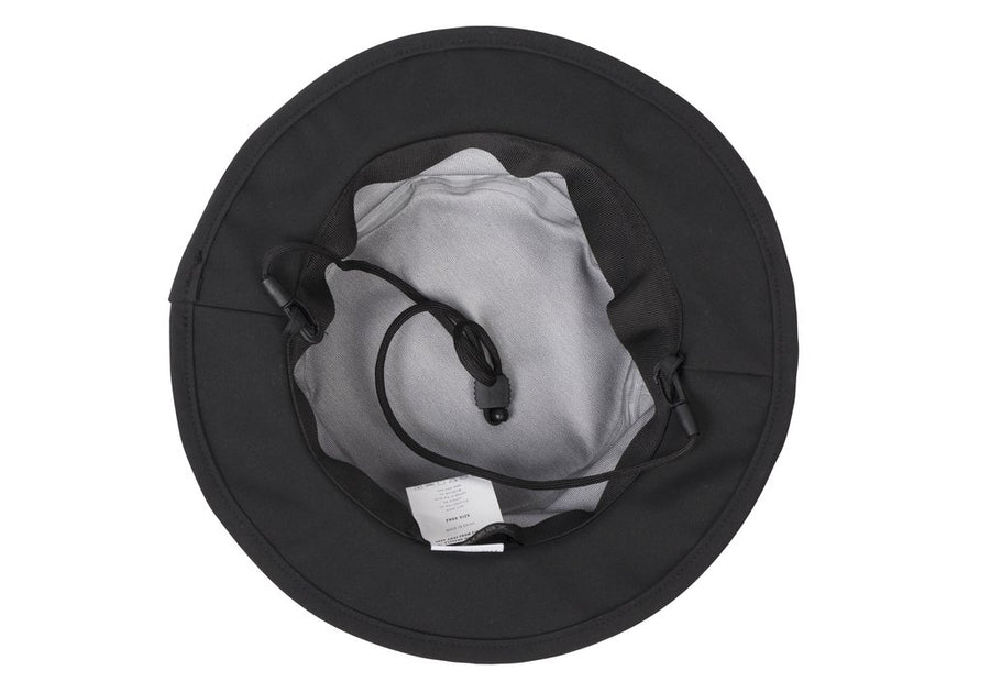 Doughnut Rucksacks Crest Bucket Hat - Black , Hats, Doughnut, Working Title