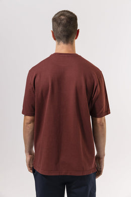 Unfeigned Gear Premium Basic Organic T-Shirt - Andorra Red