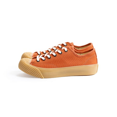 Dublinware Cork Orange Vulcanised Sneakers , Trainers, Dublinware, Working Title