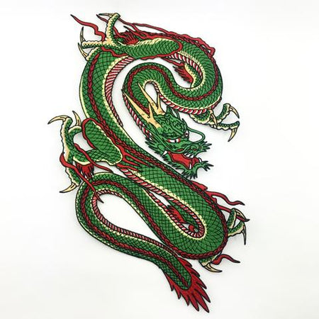 Metadope Japanese Patch - Dragon , Patch, Metadope, Working Title