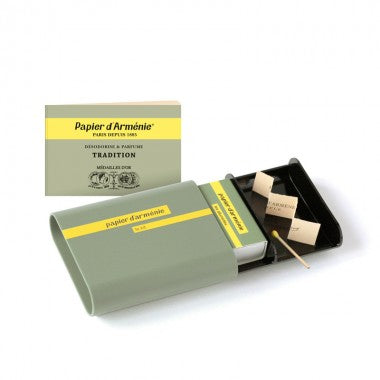 Papier d'Arménie The Kit - Burn Strips Starter Set , Scent, Papier d'Arménie, Working Title