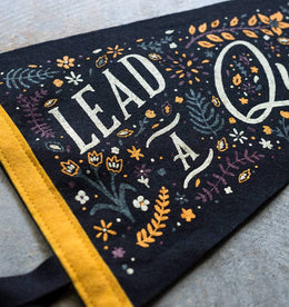Oxford Pennant Lead A Quiet Life Wool Felt Pennant