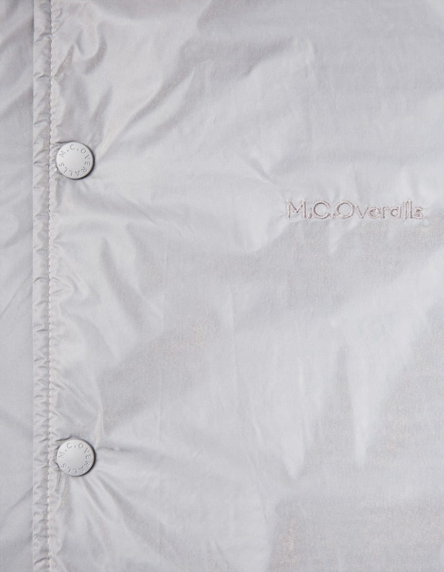 M.C.Overalls Reflective Coach Jacket , Jackets, M.C.Overalls, Working Title Clothing