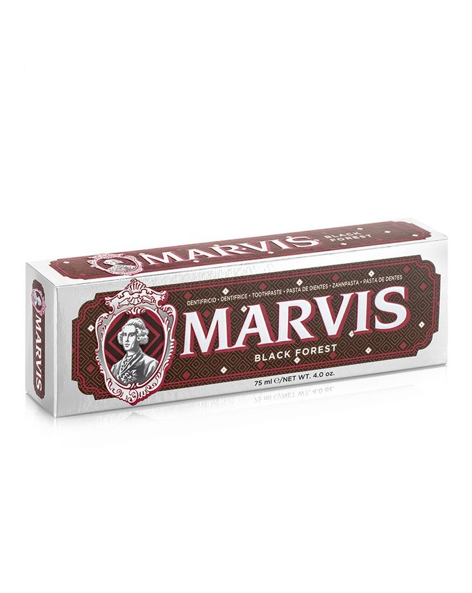Marvis Black Forest Toothpaste , Toothpaste, Marvis, Working Title