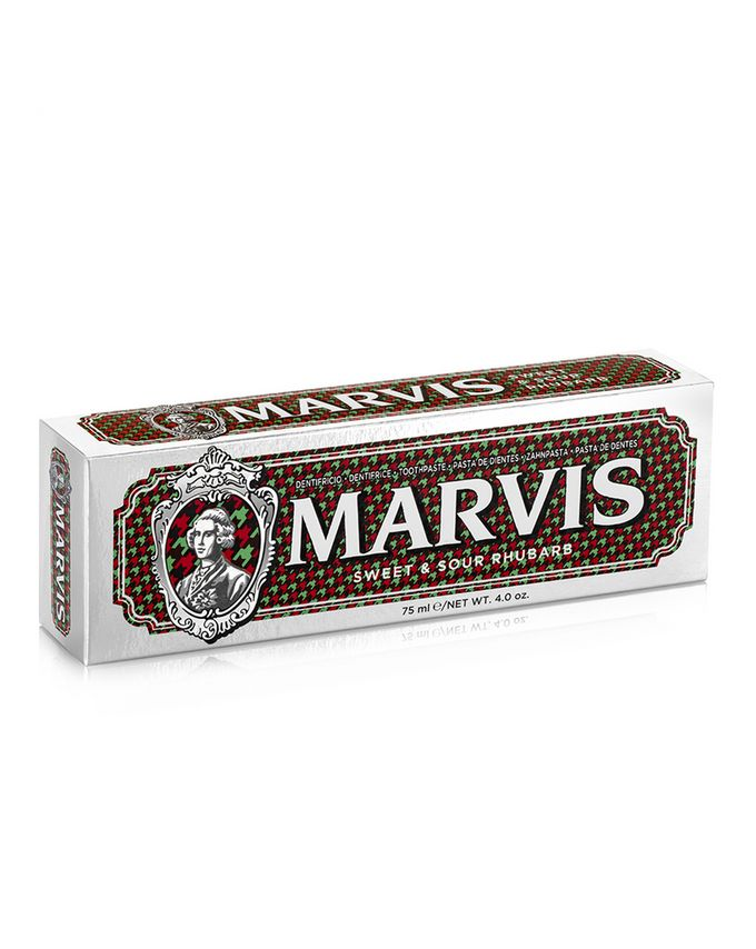 Marvis Sweet & Sour Rhubarb Toothpaste , Toothpaste, Marvis, Working Title