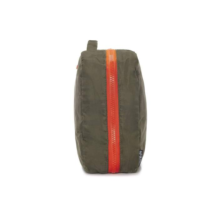 LeFrik Washbags Olive/Orange , Washbags, LeFrik, Working Title