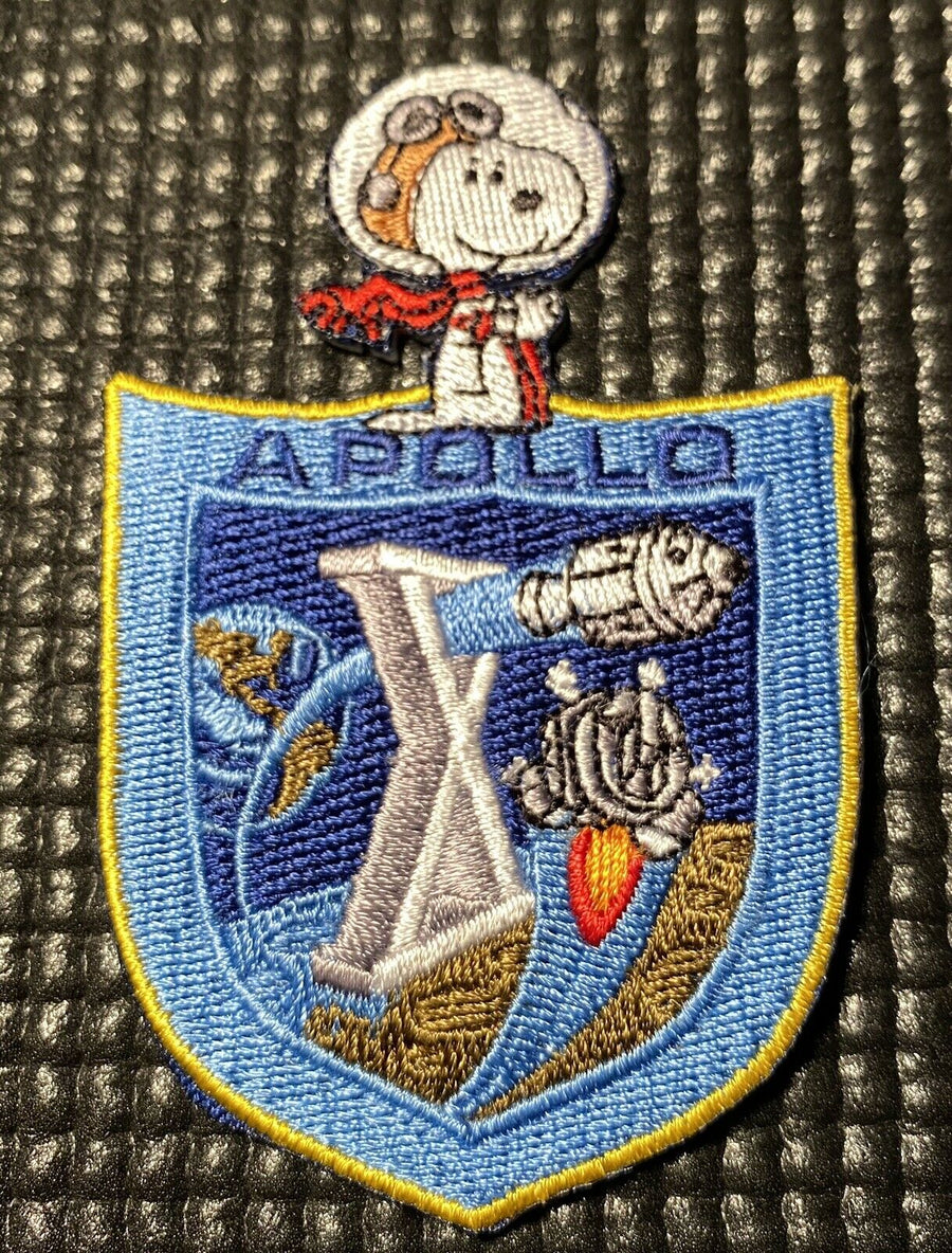 Snoopy Patch NASA Apollo 10 Mission - New
