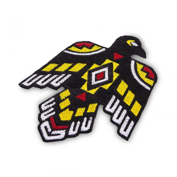 Shangri-La Heritage Thunderbird Patch , Patch, Shangri-La, Working Title