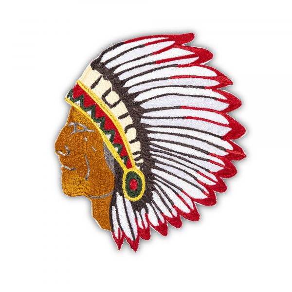 Shangri-La Heritage Indian Head Patch , Patches and Pins, Shangri-La, Working Title