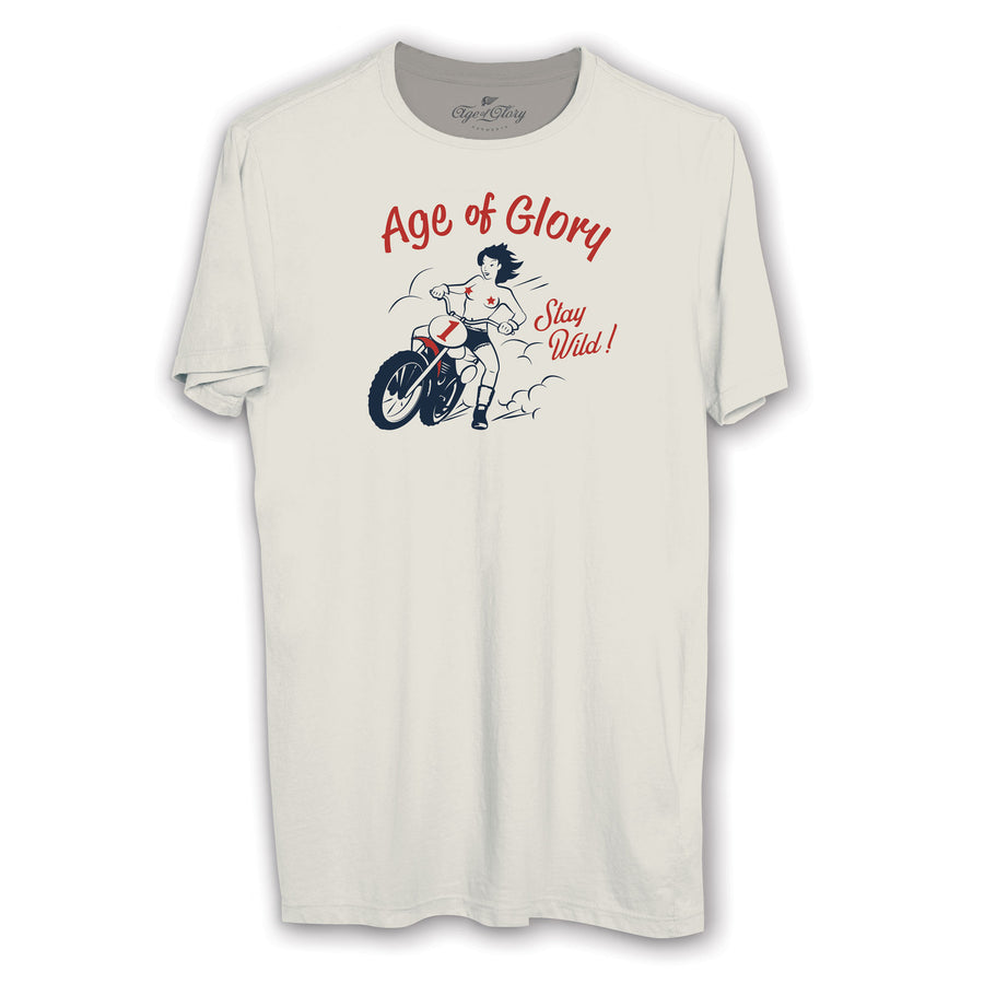 Age Of Glory Stay Wild T-Shirt
