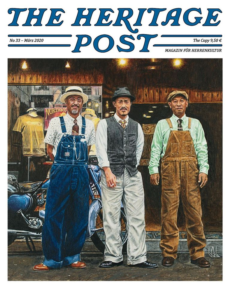 The Heritage Post - Issue 33 - March 2020 - English Edition , Magazine, Art + Object, Working Title
