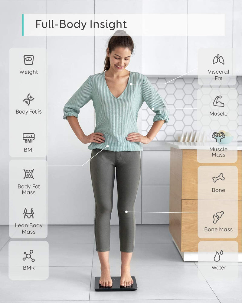 Eufy Full-Body Smart Scale C1 with Bluetooth