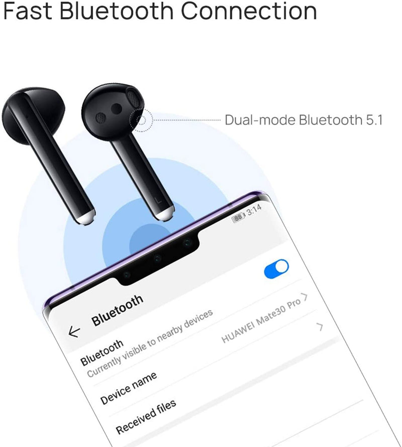 Huawei FreeBuds 3 True Wireless Earphones