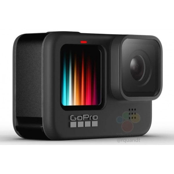 GoPro Hero 9 Black Waterproof Action Camera 5K Ultra HD Video, 20MP Photos, 1080p Live Streaming, Webcam, Stabilization