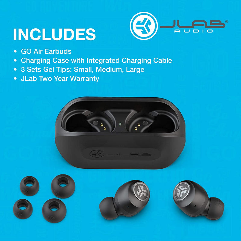 JLab Audio Go Air True Wireless Earbuds