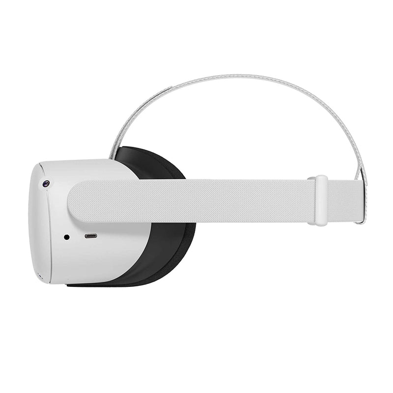 Oculus Quest 2 VR Gaming Headset (White)