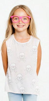 Chaser Kids - Chaser Skulls - childwithstyle