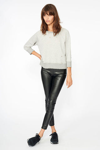 N:PHILANTHROPY Vegan Leather Pants