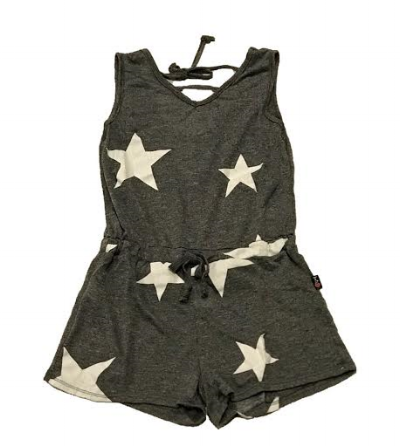 T2Love - T2Love Sleeveless V Neck Romper - childwithstyle
