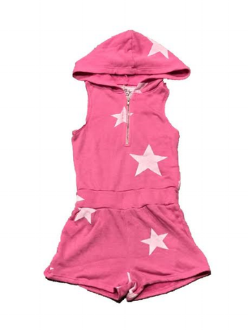 T2Love - T2Love Hooded Romper - childwithstyle